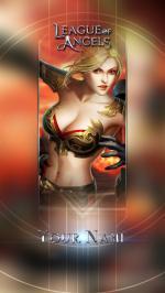 Hình nền điện thoại game League of Angels - Karen