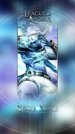Hình nền điện thoại game League of Angels - Penn Moon