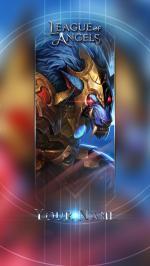 Hình nền điện thoại game League of Angels - Skoll