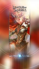 Hình nền điện thoại game League of Angels - Theresa