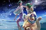 Hình nền Destop 12 cung hoàng đạo anime full HD đẹp ấn tượng nhất
