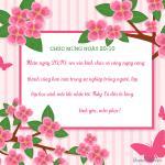 Nhân ngày 20/10, em xin kính chúc cô càng ngày càng thành công hơn nữa trong sự nghiệp trồng người, lớp lớp học sinh mỗi khi nhắc tới Thầy Cô đều tỏ lòng kính yêu, mến phục!