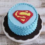Hình ảnh những mẫu bánh sinh nhật màu xanh, xanh dương, xanh ngọc đẹp nhất- 12