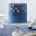 Hình ảnh những mẫu bánh sinh nhật màu xanh, xanh dương, xanh ngọc đẹp nhất- 4
