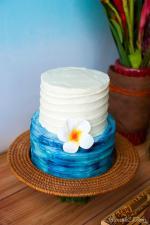 Hình ảnh những mẫu bánh sinh nhật màu xanh, xanh dương, xanh ngọc đẹp nhất- 27