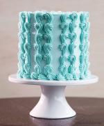 Hình ảnh những mẫu bánh sinh nhật màu xanh, xanh dương, xanh ngọc đẹp nhất- 23