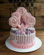 Top 18 mẫu bánh sinh nhật cỡ nhỏ, bánh kem 1 tầng đẹp dễ thương nhất - 9