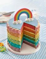Top 18 mẫu bánh sinh nhật cỡ nhỏ, bánh kem 1 tầng đẹp dễ thương nhất - 8
