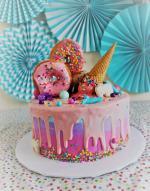 Top 18 mẫu bánh sinh nhật cỡ nhỏ, bánh kem 1 tầng đẹp dễ thương nhất - 4