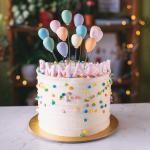 Top 18 mẫu bánh sinh nhật cỡ nhỏ, bánh kem 1 tầng đẹp dễ thương nhất - 16