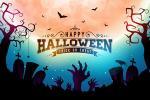 Tổng hợp 22 mẫu thiệp Halloween, banner Halloween đẹp mới nhất 2019