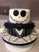 Hình ảnh bánh kem halloween đẹp- độc- lạ tuyển chọn - 7