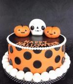 Hình ảnh bánh kem halloween đẹp- độc- lạ tuyển chọn - 21