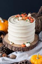 Hình ảnh bánh kem halloween đẹp- độc- lạ tuyển chọn - 2