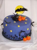 Hình ảnh bánh kem halloween đẹp- độc- lạ tuyển chọn - 20