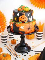Hình ảnh bánh kem halloween đẹp- độc- lạ tuyển chọn - 17