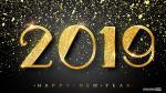 Hình nền chúc mừng năm mới, Happy New Year 2019 đẹp lung linh - 9