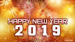 Hình nền chúc mừng năm mới, Happy New Year 2019 đẹp lung linh - 6