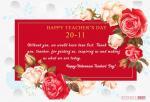 Lời chúc 20/11 – Hình ảnh lời chúc 20/11 bằng tiếng anh tặng thầy cô hay nhất - 8