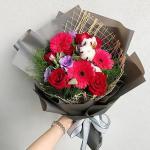 Tổng hợp 20+ bó hoa, lãng hoa 20/11 đẹp trang trọng nhất tặng thầy cô - 9