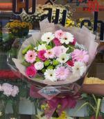 Tổng hợp 20+ bó hoa, lãng hoa 20/11 đẹp trang trọng nhất tặng thầy cô - 8