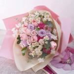 Tổng hợp 20+ bó hoa, lãng hoa 20/11 đẹp trang trọng nhất tặng thầy cô - 6