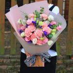 Tổng hợp 20+ bó hoa, lãng hoa 20/11 đẹp trang trọng nhất tặng thầy cô - 2