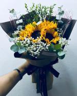 Tổng hợp 20+ bó hoa, lãng hoa 20/11 đẹp trang trọng nhất tặng thầy cô - 16