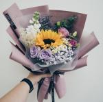 Tổng hợp 20+ bó hoa, lãng hoa 20/11 đẹp trang trọng nhất tặng thầy cô - 15