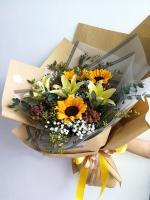 Tổng hợp 20+ bó hoa, lãng hoa 20/11 đẹp trang trọng nhất tặng thầy cô - 14