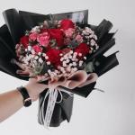 Tổng hợp 20+ bó hoa, lãng hoa 20/11 đẹp trang trọng nhất tặng thầy cô - 1