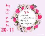Thiệp 20/11 đẹp - Bộ thiệp chúc mừng ngày nhà giáo Việt Nam mới nhất - 2