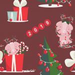 Download hình nền, background giáng sinh và năm mới 2019 đẹp lung linh nhất - 4