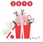 Download hình nền, background giáng sinh và năm mới 2019 đẹp lung linh nhất - 3