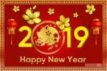 Bộ thiệp chúc tết, thiệp chúc mừng năm mới 2019 đẹp nhất năm- Thiệp chúc tết 2