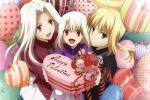 142+ hình ảnh Anime Valentine dễ thương nếu yêu thì không thể bỏ qua