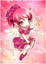 142+ hình ảnh Anime Valentine, hình ảnh tình yêu đẹp dễ thương nhất - 13