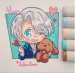 142+ hình ảnh Anime Valentine, hình ảnh tình yêu đẹp dễ thương nhất - 7