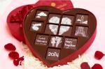 Bộ sưu tập Socola Valentine đẹp nhất cho lễ tình nhân 14/2- Hình 1