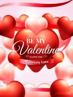Thiệp valentine lãng mạn, đẹp nhất cho lễ tình nhân 14/2 - Thiệp 10