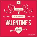 Thiệp valentine lãng mạn, đẹp nhất cho lễ tình nhân 14/2 - Thiệp 5