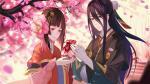 Hình nền Anime Valentine đẹp, hình nền lễ tình nhân 14/2 - Hình 4