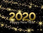 Bộ hình nền chúc mừng năm mới 2020 - Hình 18