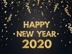 Bộ hình nền chúc mừng năm mới 2020 - Hình 10