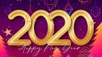 Bộ hình nền chúc mừng năm mới 2020 - Hình 22