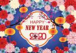 Thiệp năm mới, thiệp chúc tết Canh Tý 2020 đẹp nhất - Hình 5