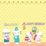Thiệp chúc mừng sinh nhật Hello Kitty - Hình 17