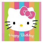Thiệp chúc mừng sinh nhật Hello Kitty - Hình 15