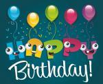 Tuyển tập bộ hình chúc mừng sinh nhật siêu độc đáo và ngộ nghĩnh - Hình 2