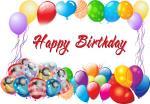 Thiệp chúc mừng sinh nhật cực đẹp và ấn tượng - Hình 9